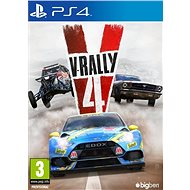 V-Rally 4 – PS4 - Hra na konzolu