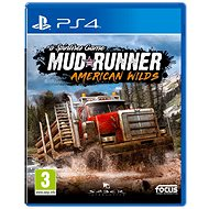 Spintires: MudRunner – American Wilds Edition – PS4 - Hra na konzolu