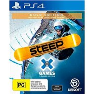 Steep X Games Gold Edition – PS4 - Hra na konzolu