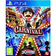 Carnival Games – PS4 - Hra na konzolu