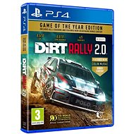 DiRT Rally 2.0 – Game of the Year Edition – PS4 - Hra na konzolu