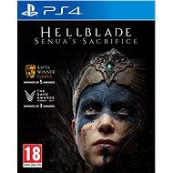 Hellblade: Senuas Sacrifice – PS4 - Hra na konzolu