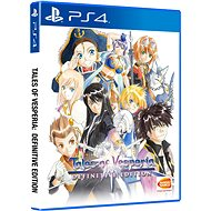Tales of Vesperia: Definitive Edition – PS4 - Hra na konzolu