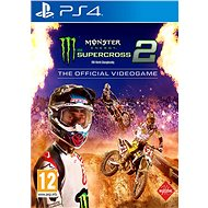 Monster Energy Supercross – The Official Videogame 2 – PS4