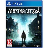 The Sinking City – PS4 - Hra na konzolu