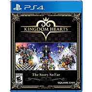 Kingdom Hearts: The Story So Far – PS4 - Hra na konzolu