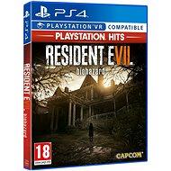 Resident Evil 7: Biohazard – PS4 - Hra na konzolu