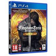 Kingdom Come: Deliverance Royal Edition - PS4 - Hra na konzolu