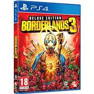 Borderlands 3: Deluxe Edition – PS4 - Hra na konzolu