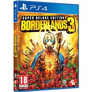 Borderlands 3: Super Deluxe Edition – PS4 - Hra na konzolu
