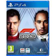 F1 2019 – PS4 - Hra na konzolu