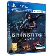 Sairento - PS4 VR - Hra na konzolu