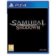 Samurai Showdown, PS4 - Hra na konzolu