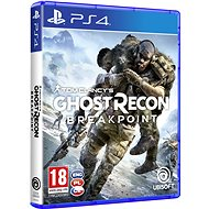 Tom Clancys Ghost Recon: Breakpoint – PS4 - Hra na konzolu