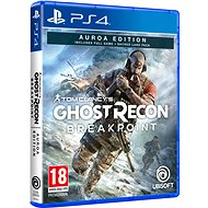 Tom Clancy's Ghost Recon: Breakpoint Auroa Edition – PS4 - Hra na konzolu
