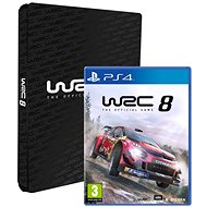 WRC 8 The Official Game Collectors Edition – PS4 - Hra na konzolu