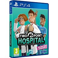 Two Point Hospital - PS4 - Hra na konzolu