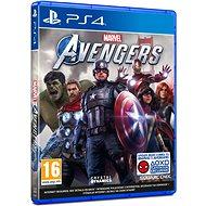 Marvel's Avengers – PS4 - Hra na konzolu