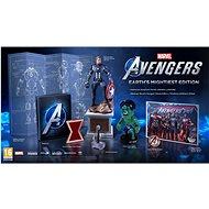Marvels Avengers: Collectors Edition – PS4 - Hra na konzolu