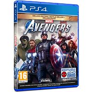 Marvels Avengers: Deluxe Edition – PS4 - Hra na konzolu