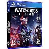 Watch Dogs Legion – PS4 - Hra na konzolu