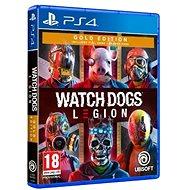 Watch Dogs Legion Gold Edition – PS4 - Hra na konzolu