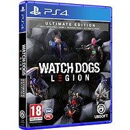 Watch Dogs Legion Ultimate Edition – PS4 - Hra na konzolu