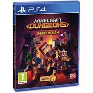 Minecraft Dungeons: Hero Edition – PS4 - Hra na konzolu