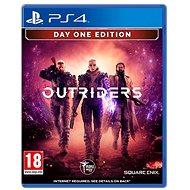 Outriders: Day One Edition – PS4 - Hra na konzolu