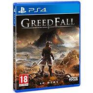 Greedfall – PS4 - Hra na konzolu
