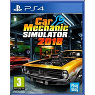 Car Mechanic Simulator 2018 – PS4 - Hra na konzolu