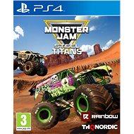 Monster Jam: Steel Titans – PS4 - Hra na konzolu
