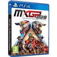 MXGP 2019 – PS4 - Hra na konzolu