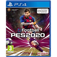 eFootball Pro Evolution Soccer 2020 – PS4 - Hra na konzolu