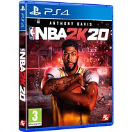 NBA 2K20 – PS4 - Hra na konzolu