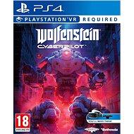 Wolfenstein Cyberpilot – PS4 VR - Hra na konzolu