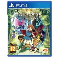 Ni No Kuni: Wrath Of The White Witch Remastered – PS4 - Hra na konzolu