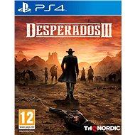 Desperados III – PS4 - Hra na konzolu
