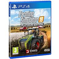 Farming Simulator 19 Platinum Edition – PS4 - Hra na konzolu