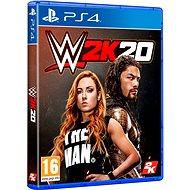 WWE 2K20 – PS4 - Hra na konzolu