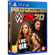 WWE 2K20 Deluxe Edition – PS4 - Hra na konzolu