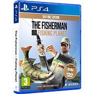The Fisherman: Fishing Planet - PS4 - Hra na konzolu