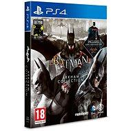 Batman: Arkham Collection – PS4