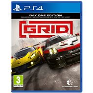 Grid (2019) – PS4 - Hra na konzolu