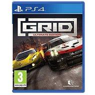Grid Ultimate Edition (2019) – PS4 - Hra na konzolu