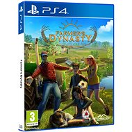 Farmer's Dynasty – PS4 - Hra na konzolu