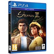 Shenmue III – Day 1 Edition – PS4 - Hra na konzolu