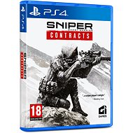 Sniper: Ghost Warrior Contracts – PS4 - Hra na konzolu