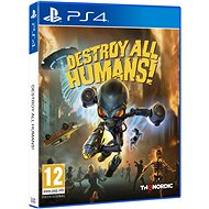 Destroy All Humans! - PS4 - Console Game