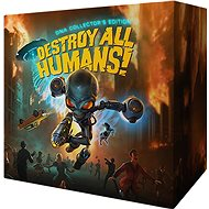 Destroy All Humans! DNA Collector's Edition – PS4 - Hra na konzolu